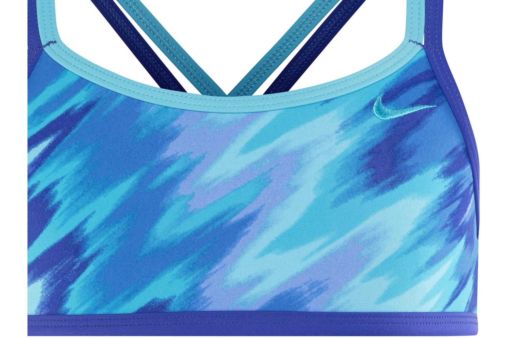 Nike Swim Splash Bikini Barn blå - till fenomenalt pris på Bikester f4383403ebfa3